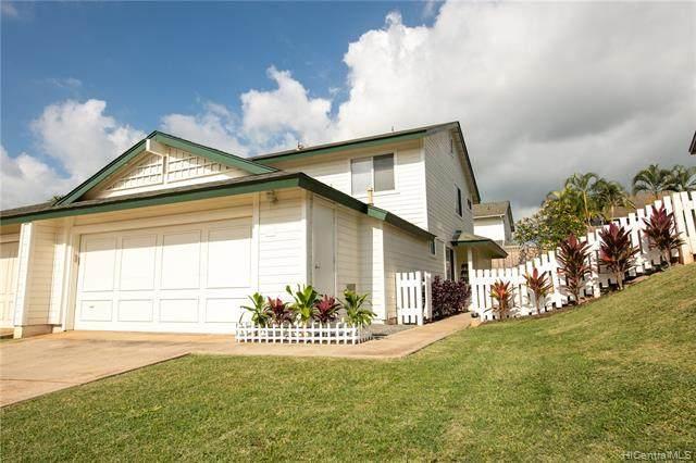 87-148 Kulahanai Place, Waianae, HI 96792 (MLS #202108293) :: LUVA Real Estate
