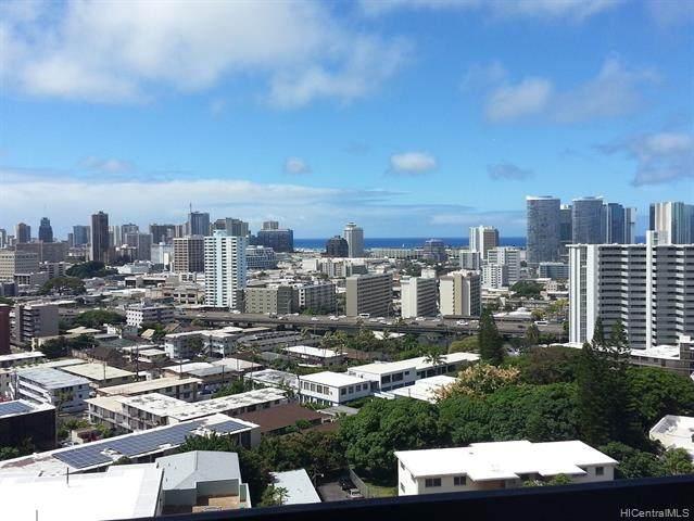 1560 Thurston Avenue #1003, Honolulu, HI 96822 (MLS #202108363) :: Keller Williams Honolulu