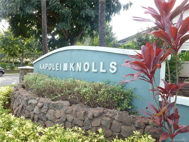 91-219 Wahane Place, Kapolei, HI 96707 (MLS #202108417) :: Keller Williams Honolulu