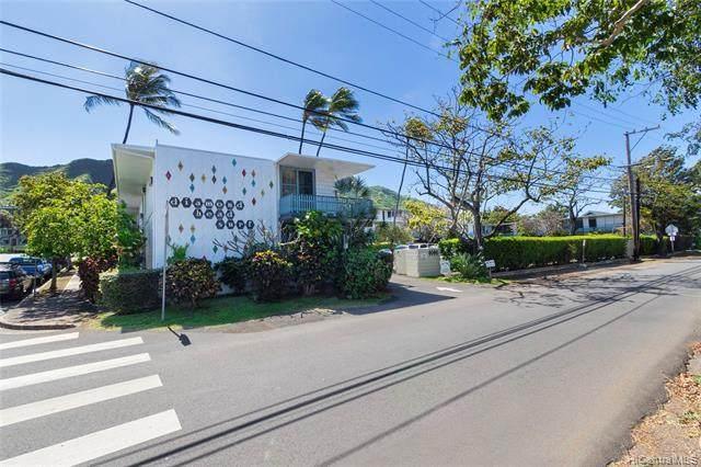 3824 Leahi Avenue #216, Honolulu, HI 96815 (MLS #202108450) :: Keller Williams Honolulu