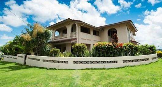 971 Hoomoana Street, Pearl City, HI 96782 (MLS #202108452) :: LUVA Real Estate