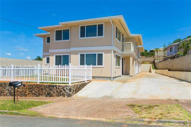 99-530 Halawa Hts Road, Aiea, HI 96701 (MLS #202108455) :: Island Life Homes
