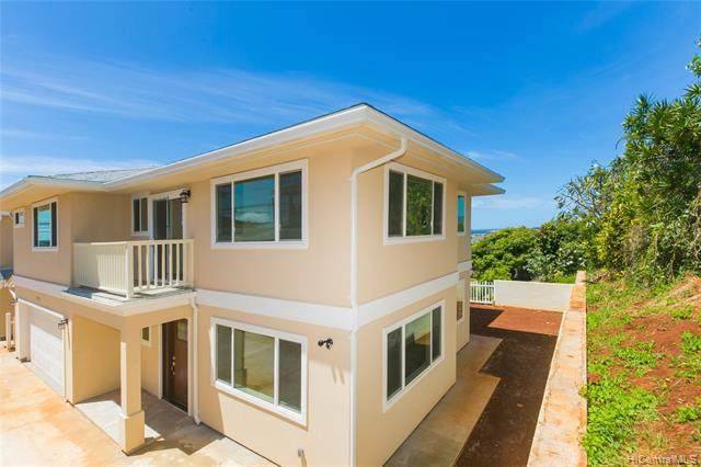 99-530 Halawa Hts Road A, Aiea, HI 96701 (MLS #202108456) :: Island Life Homes