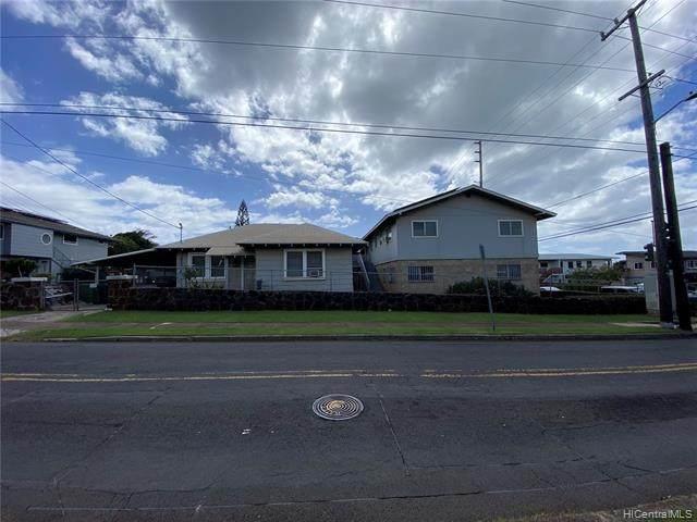 955 6th Avenue, Honolulu, HI 96816 (MLS #202108461) :: Corcoran Pacific Properties
