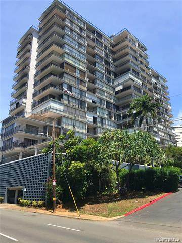 1415 Victoria Street #310, Honolulu, HI 96822 (MLS #202108462) :: Keller Williams Honolulu