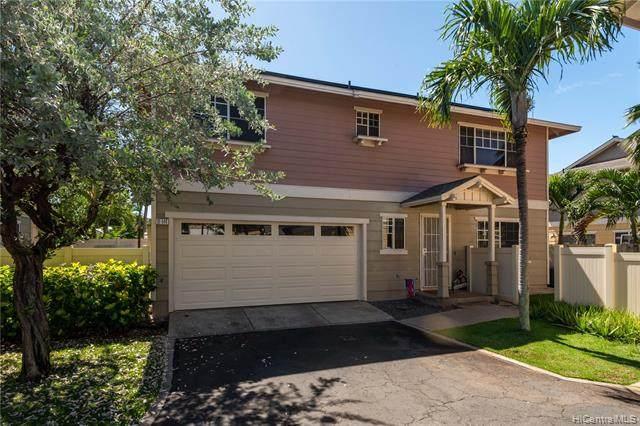 91-544 Makalea Street, Ewa Beach, HI 96706 (MLS #202108466) :: LUVA Real Estate