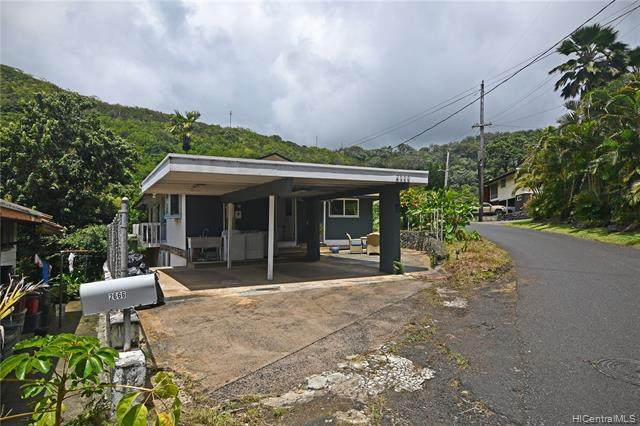 2666 Waiomao Road, Honolulu, HI 96816 (MLS #202108469) :: Island Life Homes