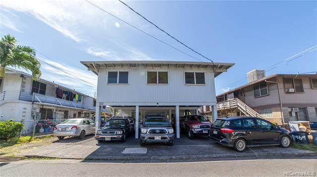 2969 Varsity Circle, Honolulu, HI 96826 (MLS #202108473) :: Keller Williams Honolulu
