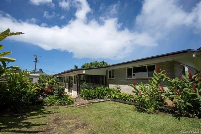 48 Akamu Place, Honolulu, HI 96817 (MLS #202108474) :: Compass