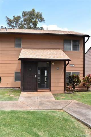 92-923 Welo Street #115, Kapolei, HI 96707 (MLS #202108477) :: Hawai'i Life