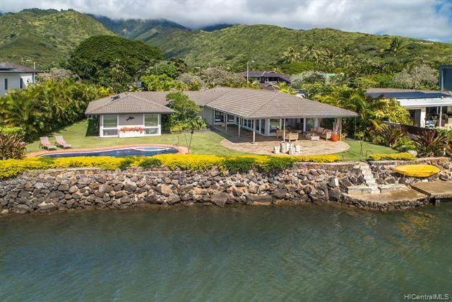 68 Niuiki Circle, Honolulu, HI 96821 (MLS #202108490) :: Island Life Homes
