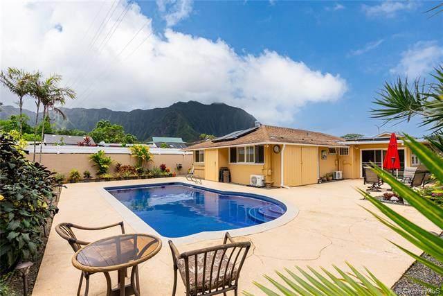46-308 Kahuhipa Street, Kaneohe, HI 96744 (MLS #202108501) :: Keller Williams Honolulu
