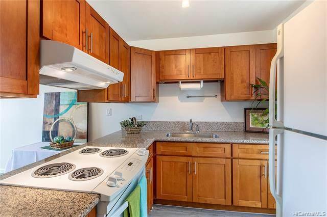 5210 Likini Street #208, Honolulu, HI 96818 (MLS #202108502) :: Team Lally