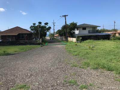 Address Not Published, Waianae, HI 96792 (MLS #202108514) :: Barnes Hawaii