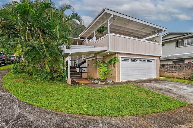 45-492 Oha Place, Kaneohe, HI 96744 (MLS #202108524) :: LUVA Real Estate
