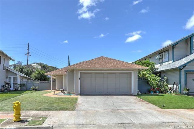 91-1050 Nihopeku Street, Kapolei, HI 96707 (MLS #202108535) :: Keller Williams Honolulu