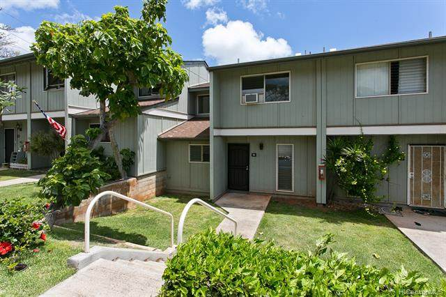 92-1051 Makakilo Drive #95, Kapolei, HI 96707 (MLS #202108543) :: LUVA Real Estate