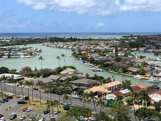 6770 Hawaii Kai Drive #1409, Honolulu, HI 96825 (MLS #202108567) :: Keller Williams Honolulu