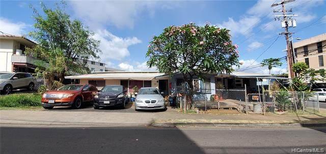 94-103 Pupuole Place A & B, Waipahu, HI 96797 (MLS #202108569) :: Keller Williams Honolulu
