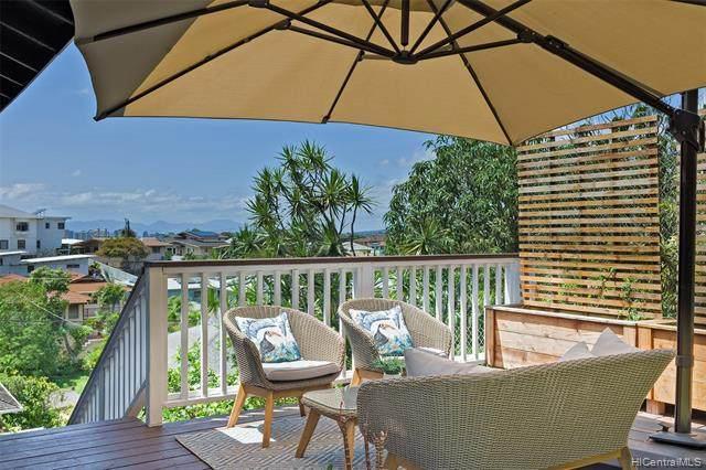 3716 Crater Road #3716, Honolulu, HI 96816 (MLS #202108581) :: Corcoran Pacific Properties