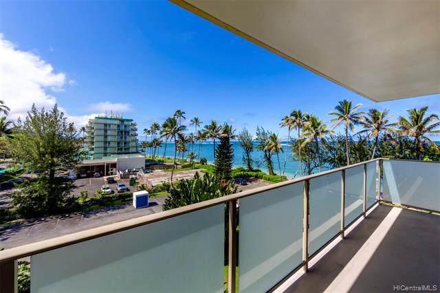 53-549 Kamehameha Highway #502, Hauula, HI 96717 (MLS #202108586) :: Keller Williams Honolulu
