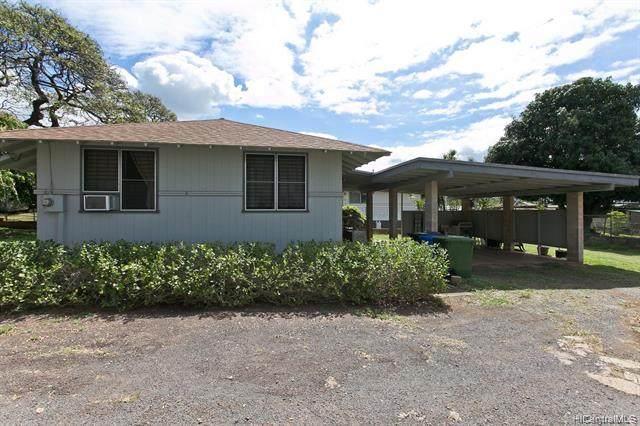94-1225 Waipahu Street, Waipahu, HI 96797 (MLS #202108616) :: Keller Williams Honolulu