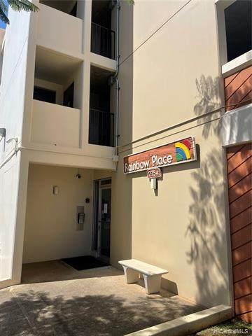 2754 Kuilei Street #704, Honolulu, HI 96826 (MLS #202108696) :: Keller Williams Honolulu