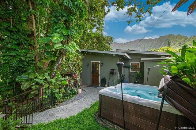 47-544 Apt B Melekula Road, Kaneohe, HI 96744 (MLS #202108715) :: LUVA Real Estate