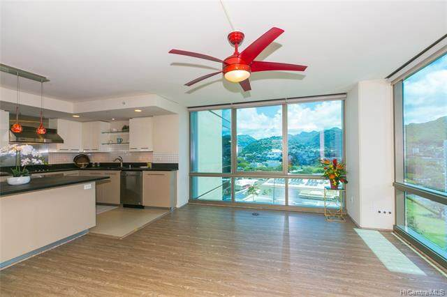 1200 Queen Emma Street #1212, Honolulu, HI 96813 (MLS #202108716) :: Keller Williams Honolulu