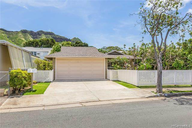 Address Not Published, Honolulu, HI 96815 (MLS #202108739) :: Corcoran Pacific Properties