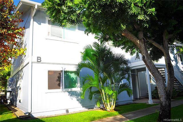 355 Aoloa Street B101, Kailua, HI 96734 (MLS #202108746) :: Team Lally