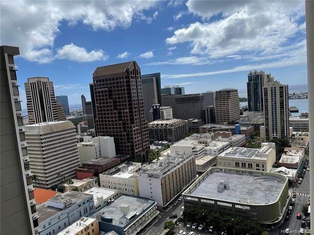 1212 Nuuanu Avenue #3001, Honolulu, HI 96817 (MLS #202108752) :: Keller Williams Honolulu