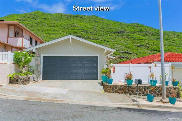 841 Papalalo Place, Honolulu, HI 96825 (MLS #202108758) :: Corcoran Pacific Properties