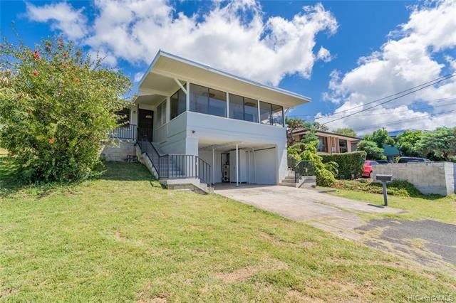 2238 Sea View Avenue, Honolulu, HI 96822 (MLS #202108782) :: Team Lally