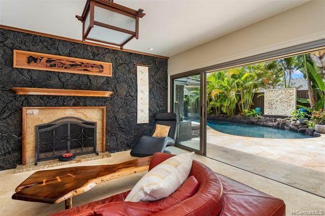 43 Laiki Place, Kailua, HI 96734 (MLS #202108791) :: Team Lally