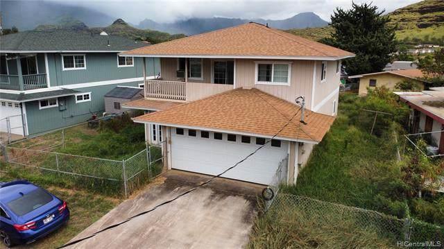 85-561 Waianae Valley Road, Waianae, HI 96792 (MLS #202108799) :: Team Lally