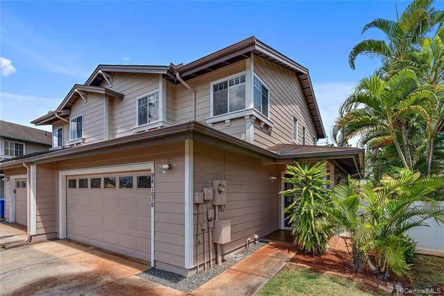 94-1078 Kanawao Street, Waipahu, HI 96797 (MLS #202108816) :: Team Lally