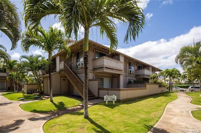 91-1180 Mikohu Street 41U, Ewa Beach, HI 96706 (MLS #202108833) :: LUVA Real Estate
