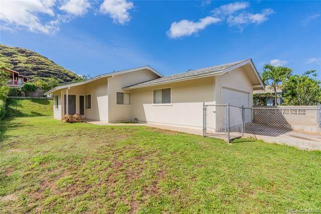 86-183 Moelua Street, Waianae, HI 96792 (MLS #202108835) :: Team Lally