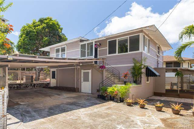 3513A Keanu Street, Honolulu, HI 96816 (MLS #202108836) :: Island Life Homes