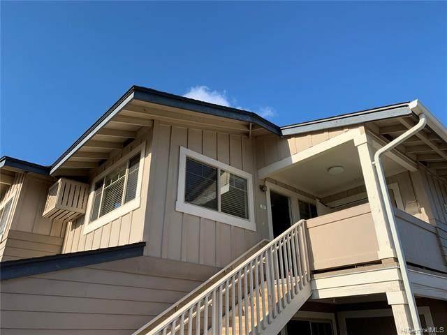 91-1027 Kamaaha Avenue #606, Kapolei, HI 96707 (MLS #202108844) :: Keller Williams Honolulu