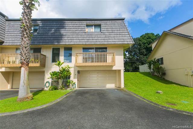 46-411A Kahuhipa Street #A, Kaneohe, HI 96744 (MLS #202108880) :: Corcoran Pacific Properties