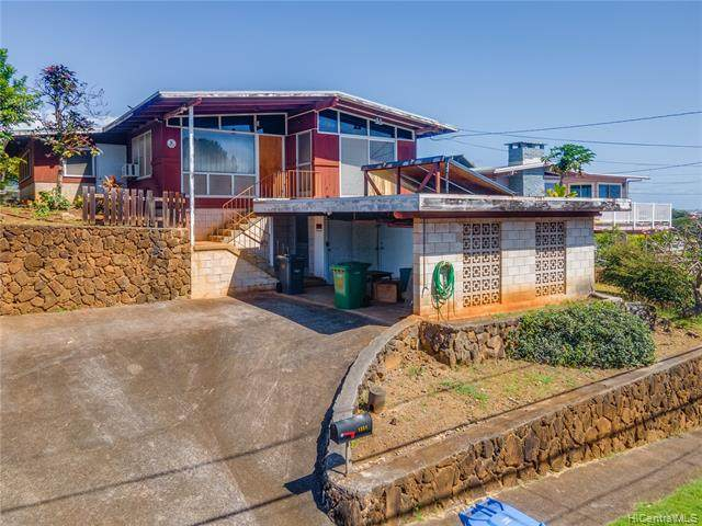 1331 Ainapua Street, Honolulu, HI 96819 (MLS #202108889) :: Corcoran Pacific Properties