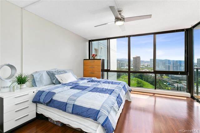 990 Ala Nanala Street 16B, Honolulu, HI 96818 (MLS #202108900) :: Barnes Hawaii