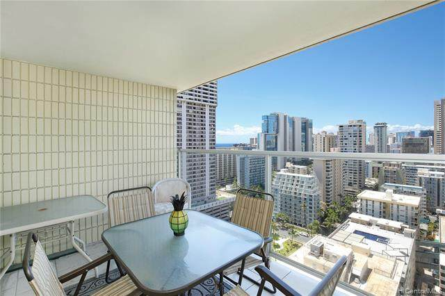 445 Seaside Avenue #2510, Honolulu, HI 96815 (MLS #202108905) :: Barnes Hawaii