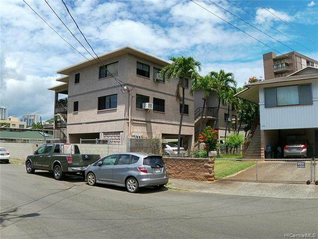 1242 Matlock Avenue #204, Honolulu, HI 96814 (MLS #202108912) :: Barnes Hawaii