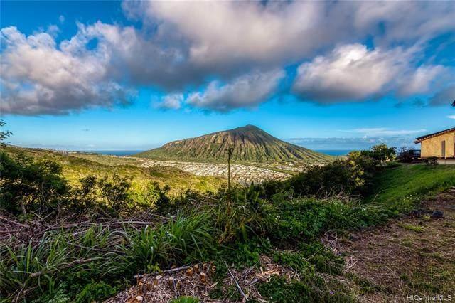 959 Kaluanui Road, Honolulu, HI 96825 (MLS #202108926) :: Hawai'i Life