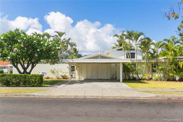 971 Pueo Street, Honolulu, HI 96816 (MLS #202108932) :: Compass