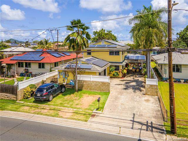 454 Oneawa Street, Kailua, HI 96734 (MLS #202108941) :: Keller Williams Honolulu
