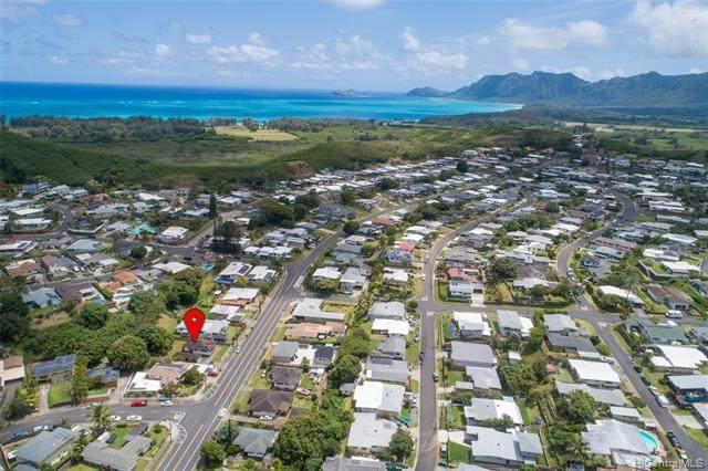1310 Hele Street, Kailua, HI 96734 (MLS #202108949) :: Team Lally